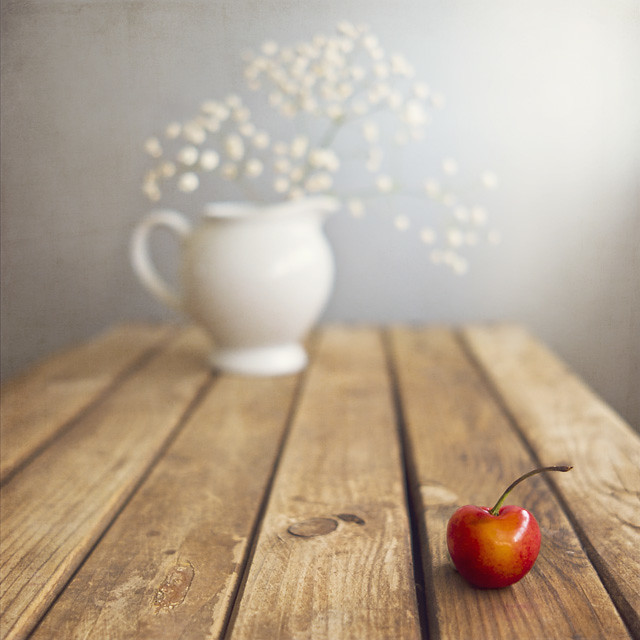 Cherry - Creative Still Life Photography