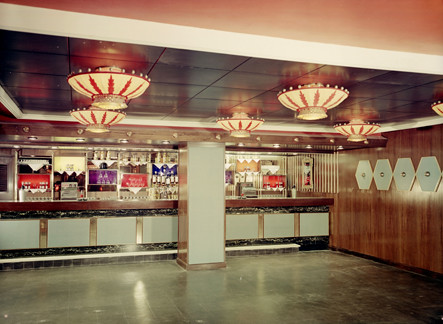 Mayfair Ballroom Newcastle - 2nd Bar