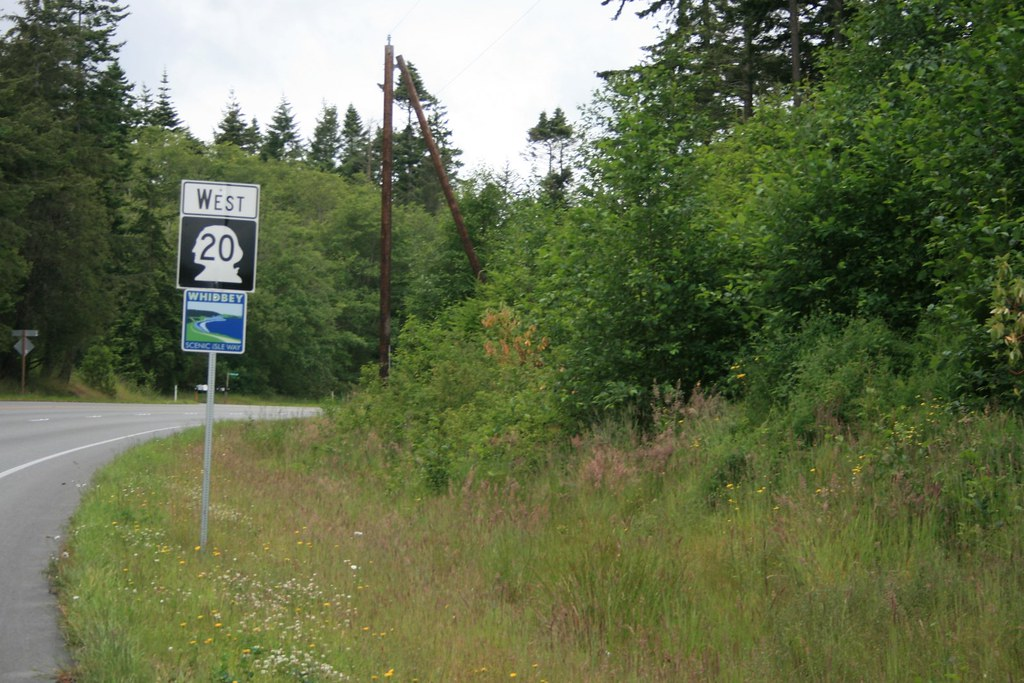 SR20 - Whidbey Scenic Byway