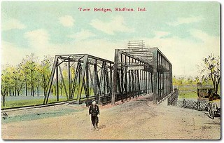 Twin Bridges, Bluffton, Indiana