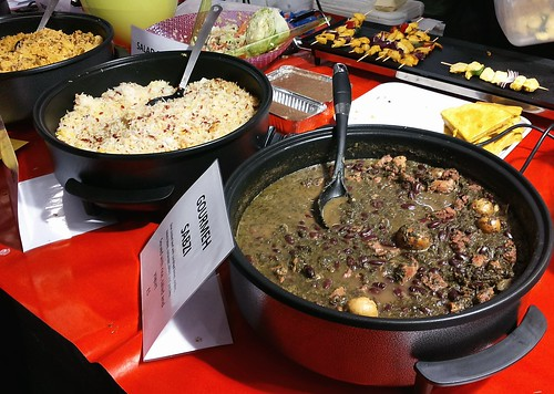 Gourmeh Sabzi: Persian herb stew