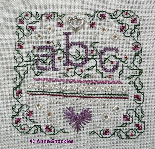 Sweetheart Tree-A Simple Sampler
