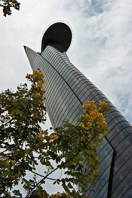 The Bitexco Financial Tower by CC user bao_tri_nguyen on Flickr