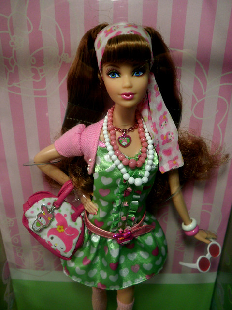 Toy Assignment: Barbie Doll