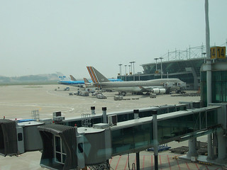 Asiana Airlines and KLM