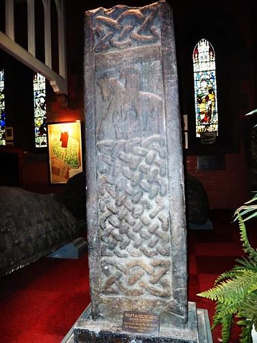 Pictish Carved Stone, Govan