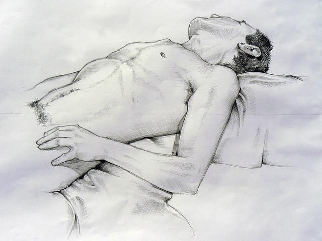 Male Life Drawing