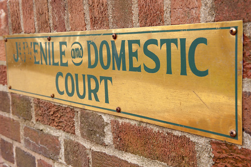 Juvenile and Domestic Court, Warrenton, Virginia