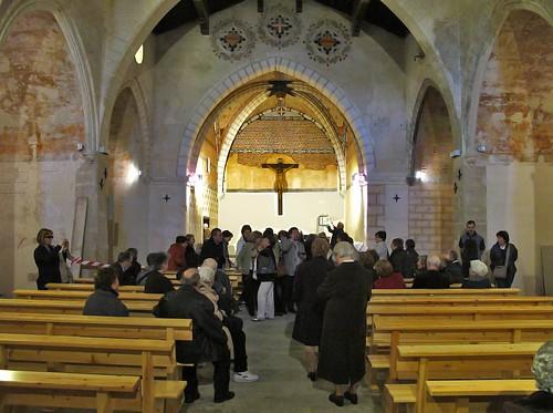 Iglesia San Juan Bautista de Chiprana