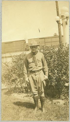 WW one uniform (original)