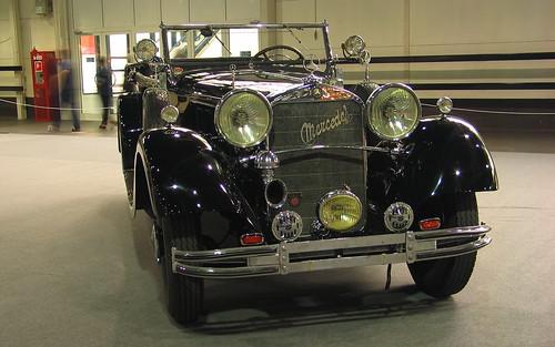 Oldtimer Mercedes-Benz