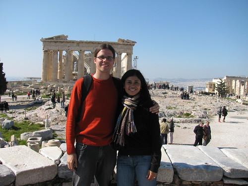 El Partenón