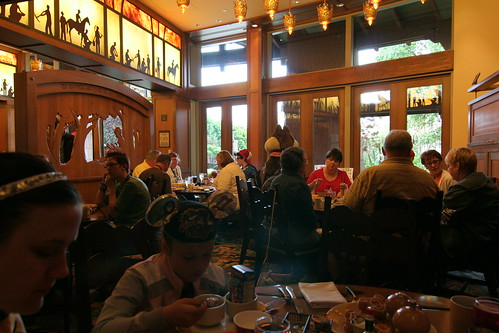 ABD Group - Storyteller's Cafe - Grand Californian Resort - Disneyland