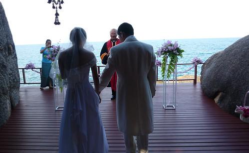 koh samui 結婚式
