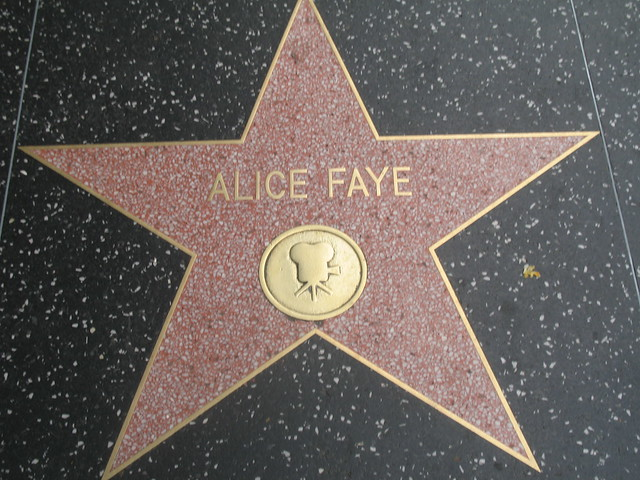 Header of Alice Faye