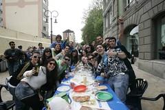 La comida en la calle Avilés