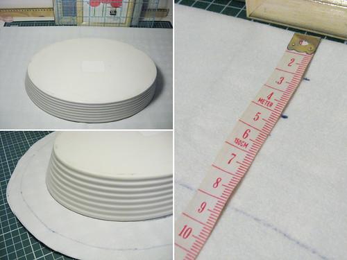 Cobre-vasilhas reutilizável