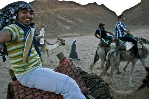 Egypt .. fun is back - Sinai Safary