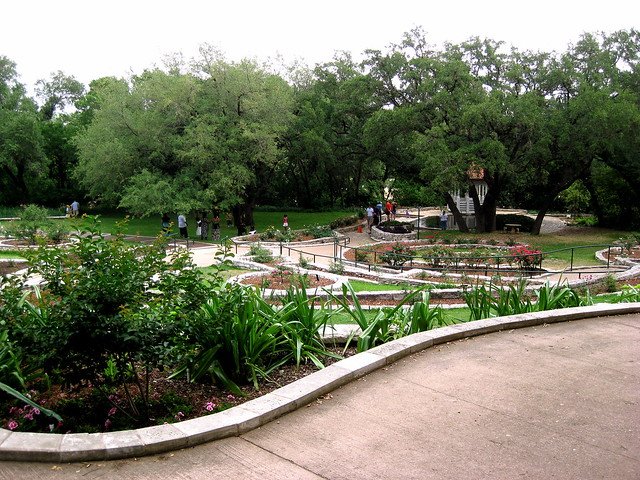 Botanical Gardens At Austin Texas Flickr Photo Sharing