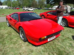 race car, automobile, ferrari 288 gto, vehicle, performance car, ferrari 308 gtb/gts, ferrari 328, land vehicle, luxury vehicle, sports car,