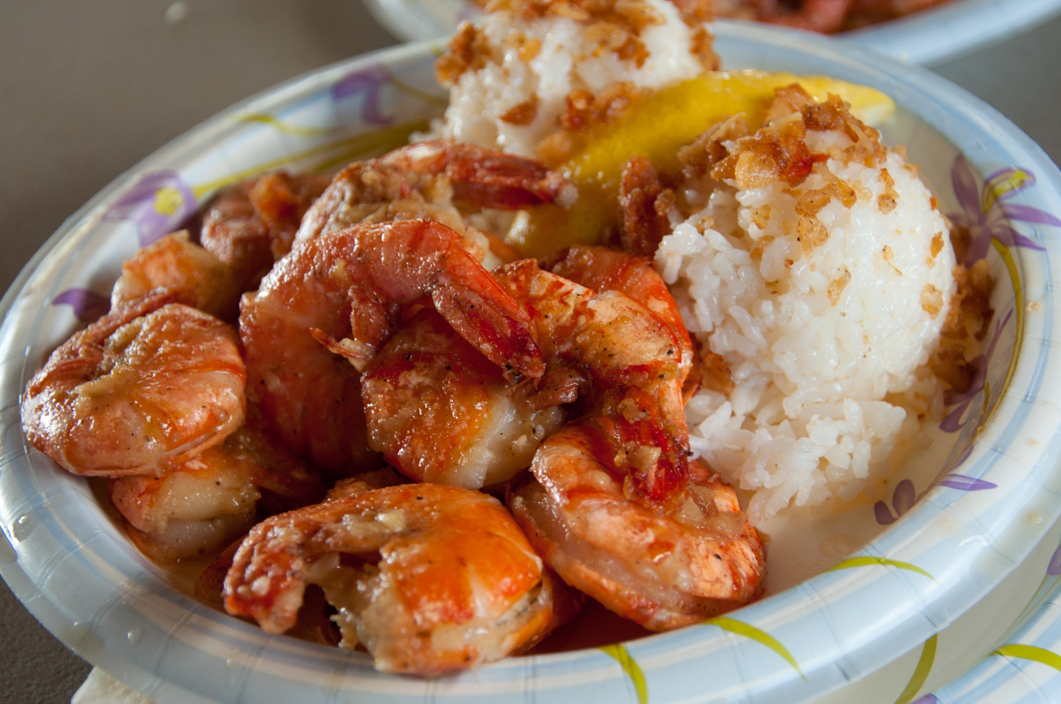 Shrimp Truck Big Island