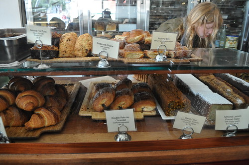 Four Tines and a Napkin: Brunch | Tartine Bakery + Café