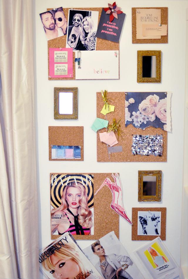 Office project inspiration cork board wall cork tiles for Cork board inspiration