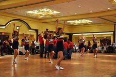 zumba, event, performing arts, entertainment, dance, person, physical exercise,