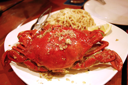 Cyma Roasted Crabs