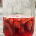 strawberries in vodka