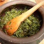 Chopped Greens - Mto wa Mbu, Tanzania