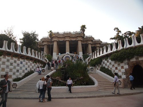 Parc Guell 10