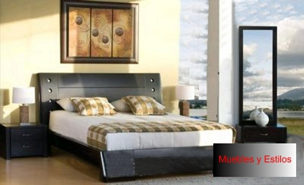 Cama matrimonial mesa de noche y peinadora bs 12000 0 for Modelos de dormitorios matrimoniales
