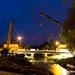 2011_06_28 pose nouveau pont à Hesperange