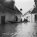 009. 1954  Hochwasser Sarmingstein Schiffmeisterhaus [1024x768]