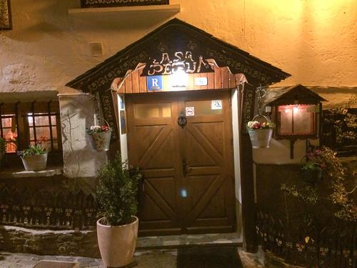 Restaurante Casa Peru - Bagergue - Baqueira