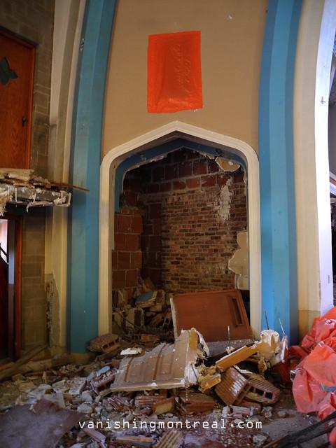 Eglise Notre-Dame-de-la-Paix demolition 11