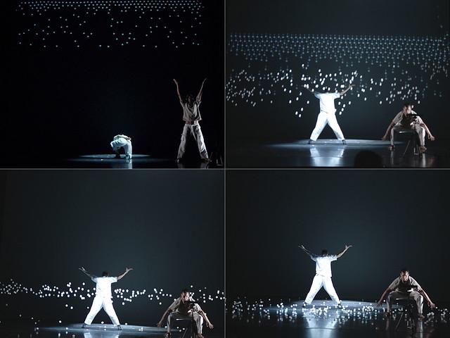 BREAKDOWN [a/v interactive dance performance]