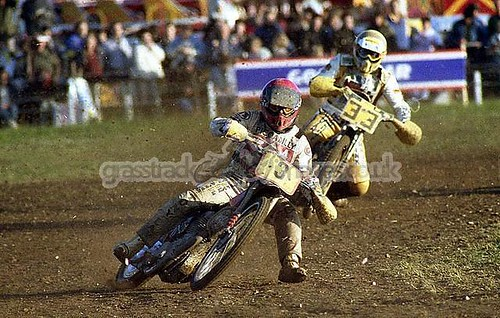 Andy Smith Grasstrack Images