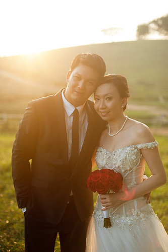 Tracy Tang ~ Pre-wedding Photography