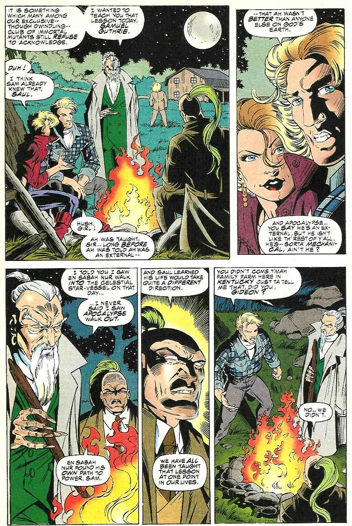 X-Force #37 - Page 7