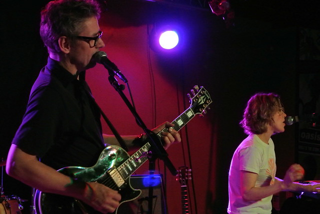 Dean Wareham in Leamington Spa