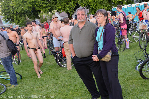 2014 World Naked Bike Ride -33
