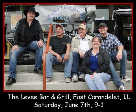 Avery Hill Band 6-7-14