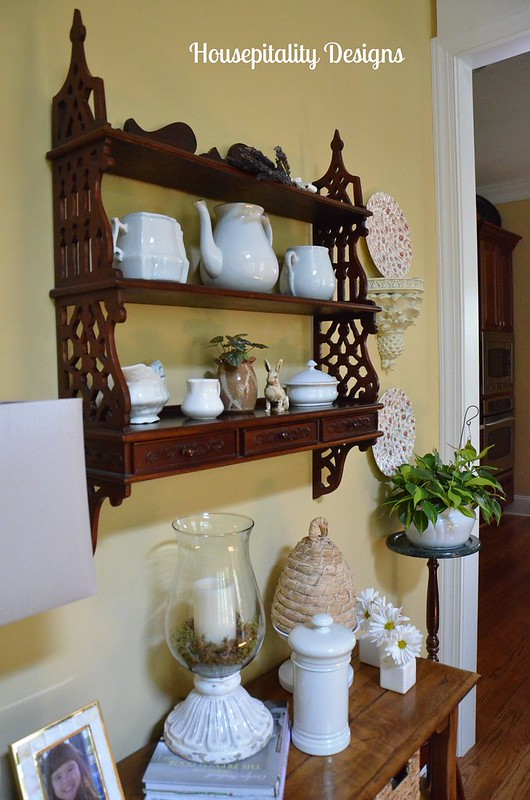 Great Room Shelf/Vignette