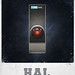 HAL 9000 Advertisment by justinvg