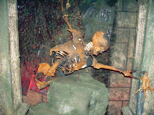 Kings Island - The Crypt