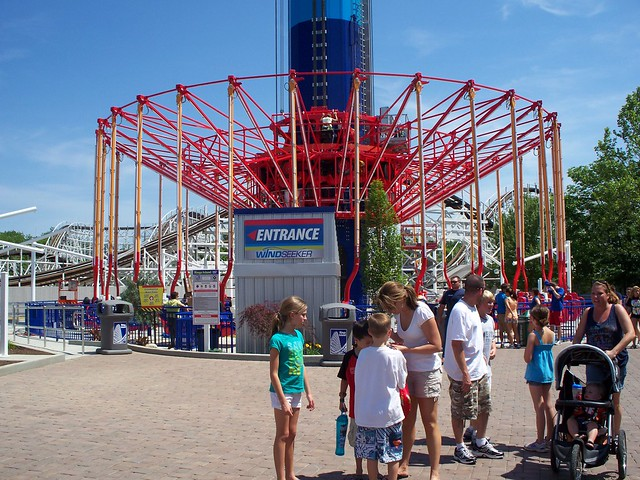 Kings Island - WindSeeker