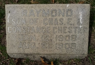 ChesterRaymond