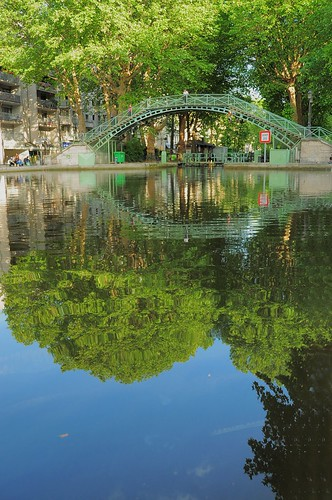 Saint-Martin Canal, Paris